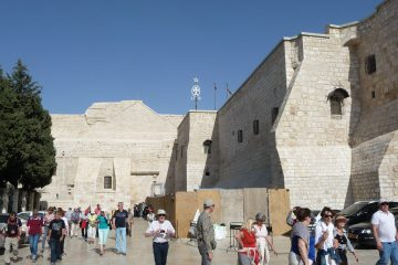 CHRISTIANS IN BETHLEHEM THEN AND NOW